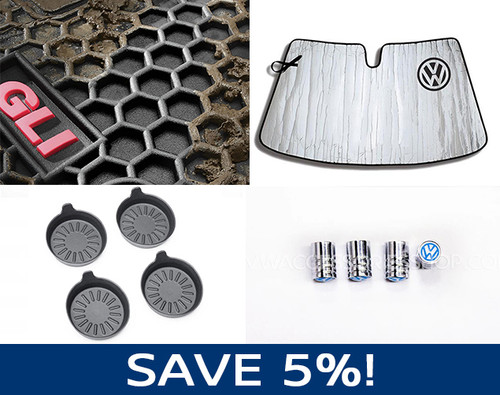 VW Jetta GLI Top Selling Accessories Kit