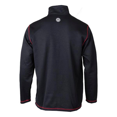 VW GTI 1/4 Zip Pullover - Back