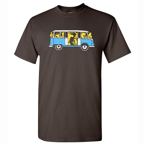 VW Animal Bus T-Shirt