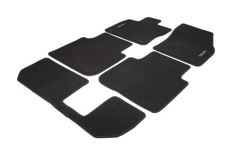 2020-2021 VW Tiguan Carpet Floor Mats - 7 Passenger