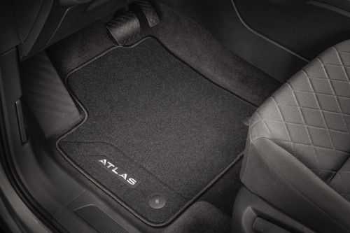 2019-2020 VW Atlas Carpet Floor Mats