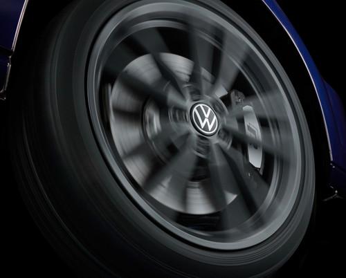 2020-2022 VW Dynamic Wheel Center Caps