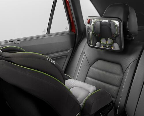 VW Baby Mirror