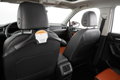 2020-2021 VW Atlas Cross Sport Coat Hanger