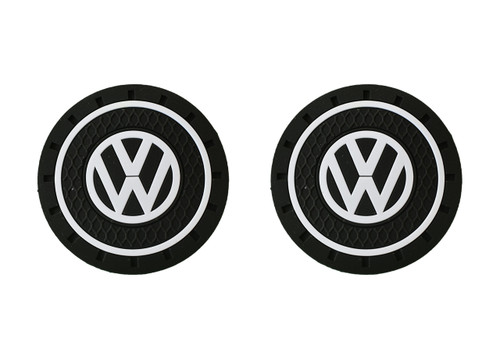 VW Rubber Car Coasters