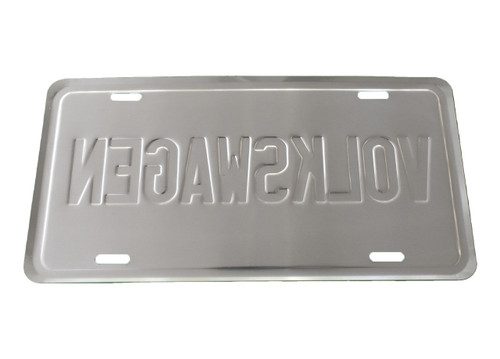 Volkswagen Decorative State Plate (Z082)