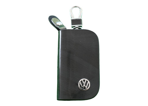 Volkswagen Key Fob Case (Black Front)
