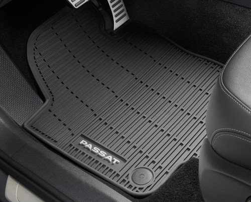 2020 Volkswagen Passat All-Weather Floor Mats