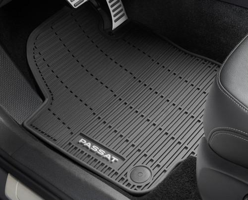 2020-2022 Volkswagen Passat All-Weather Floor Mats