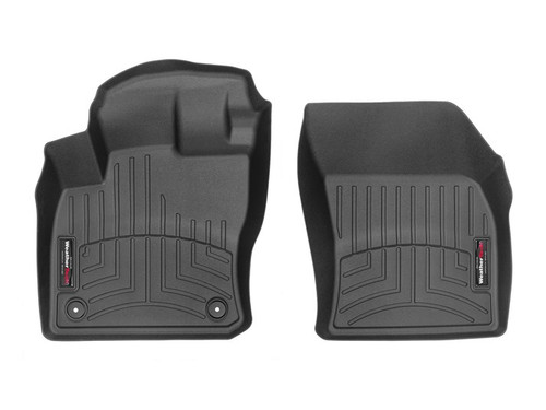 2020 VW Tiguan WeatherTech Floor Liners - Black