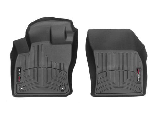 2020 VW Tiguan WeatherTech Floor Liners - Black