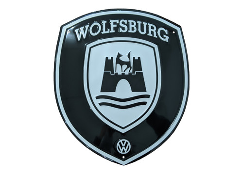 Wolfsburg Garage Sign