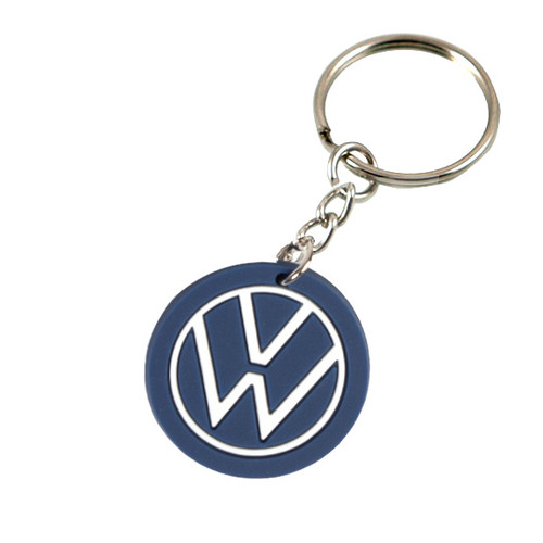 Volkswagen PVC Keychain