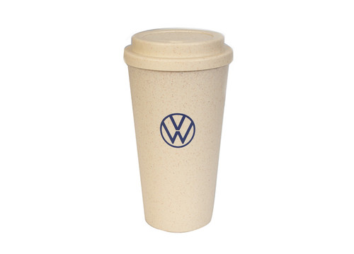 Volkswagen Wheat Straw Tumbler