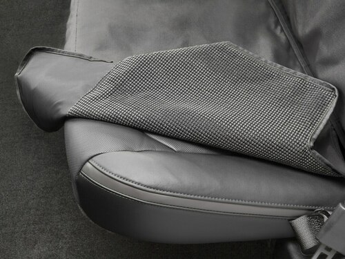 Rear Seat Cover - Material