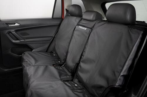 VW Tiguan Rear Seat Cover