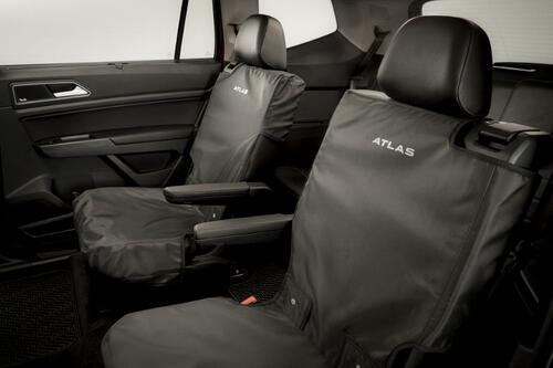 VW Atlas Rear Seat Cover - Captain Chairs