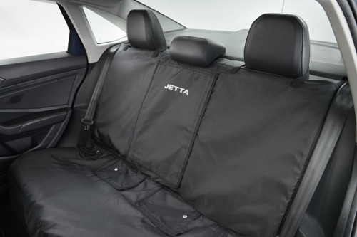 VW Jetta Rear Seat Cover