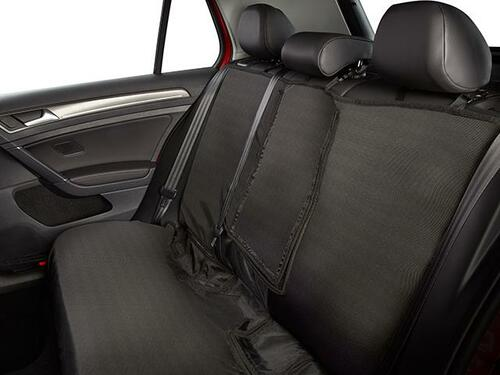 VW Golf Rear Seat Cover