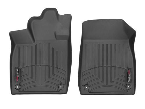 2021 VW ID.4 WeatherTech Floor Liners - Front Row