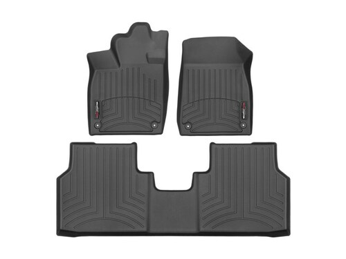 2021 VW ID.4 WeatherTech Floor Liners - Full Set