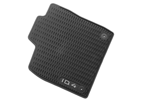 2021 VW ID.4 Rubber Floor Mats