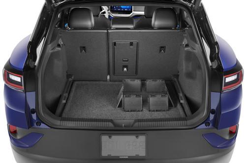 2021 VW ID.4 Carpeted Cargo Mat w/ CarGo Blocks
