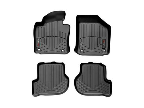 2006-2009 Volkswagen Rabbit WeatherTech Floor Liners - Full Set