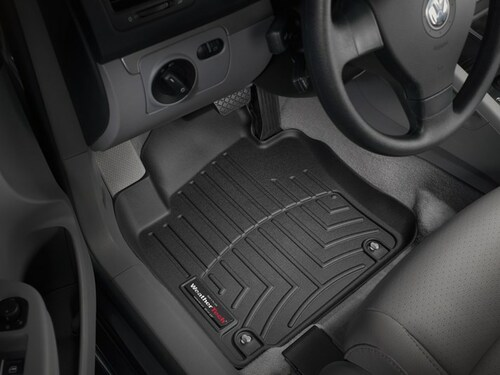 2006-2009 Volkswagen Rabbit WeatherTech Floor Liners - Front Row