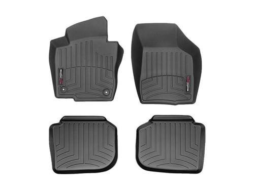 2020-2022 Volkswagen Passat WeatherTech Floor Liners - Full Set