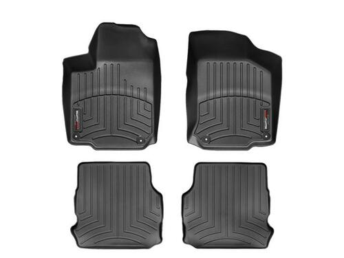 2006-2010 Volkswagen Beetle Weathertech Floor Liners - Full Set