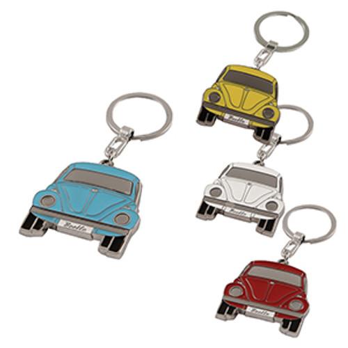 VW Beetle Keychain