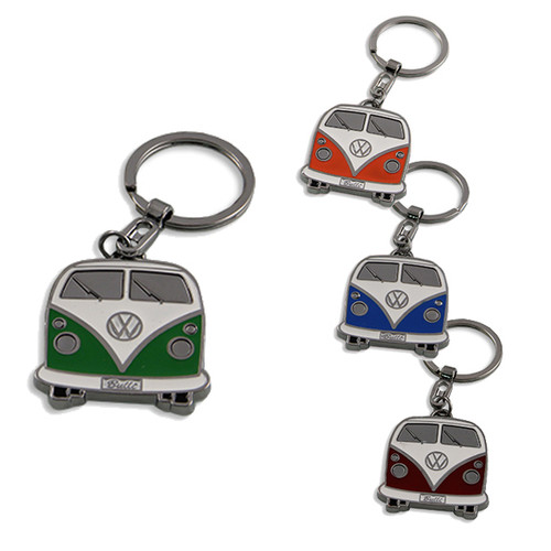 VW Bus Keychain