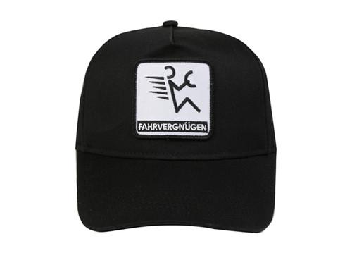 VW Fahrvergnugen Hat - Front