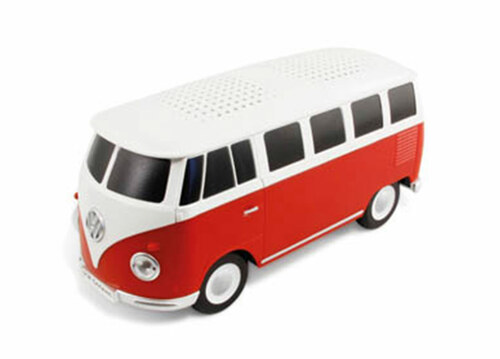VW Red Bus Bluetooth Loudspeaker