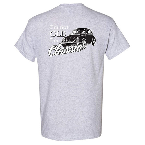 Volkswagen I'm Not Old I'm Classic T-Shirt
