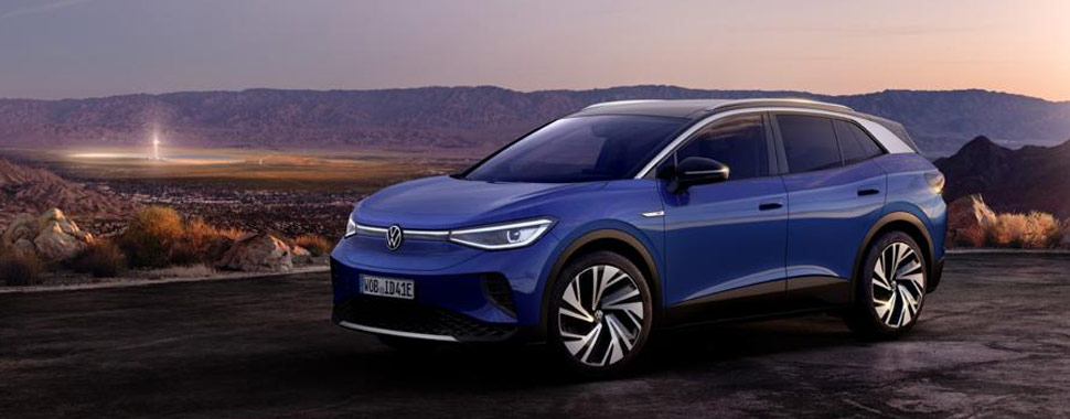 2021 Volkswagen ID.4 Products Are Here!
