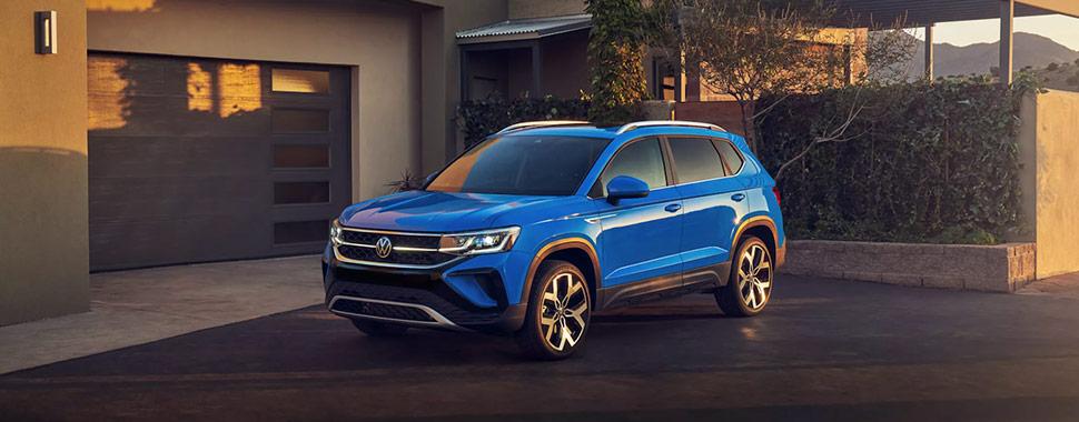 2022 Volkswagen Taos Accessories are Here!