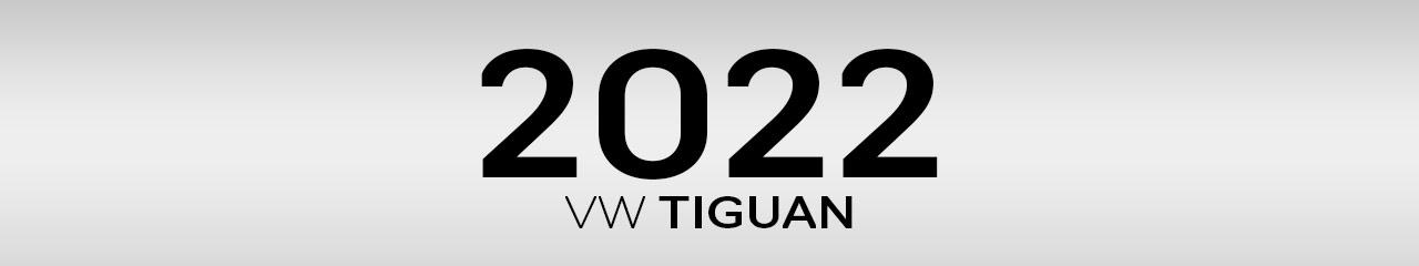 2022 Volkswagen Tiguan Accessories and Parts