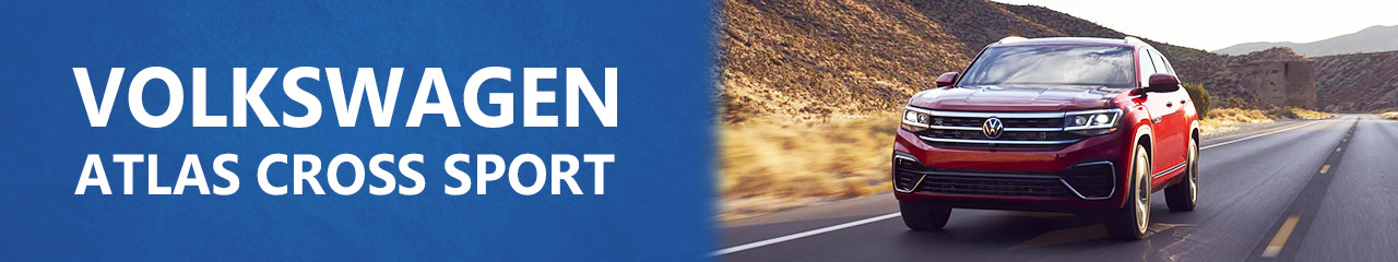 Volkswagen Atlas Cross Sport Accessories and Parts