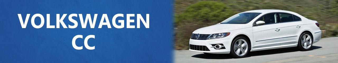 Official Volkswagen CC Accessories & Parts