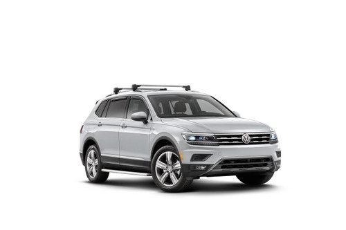 2018 2020 Vw Tiguan Roof Rack Bars Free Shipping Vw Accessories Shop