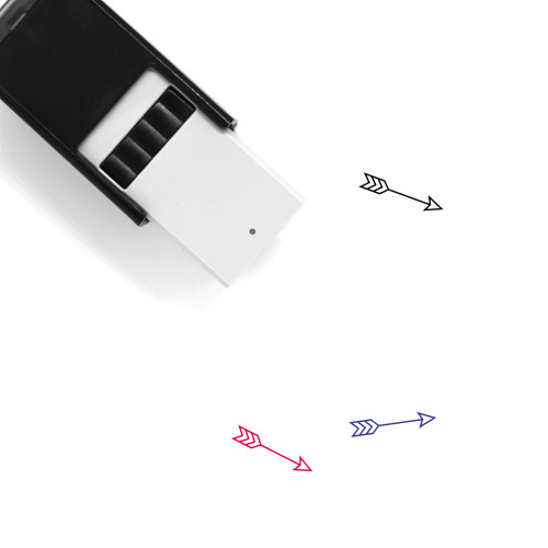 Arrow Self-Inking Rubber Stamp No. 169