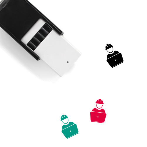 Architect Self-Inking Rubber Stamp No. 10