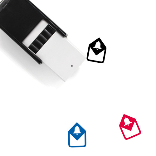 Mail Alert Self-Inking Rubber Stamp No. 1
