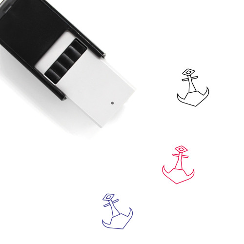 Anchor Self-Inking Rubber Stamp No. 240