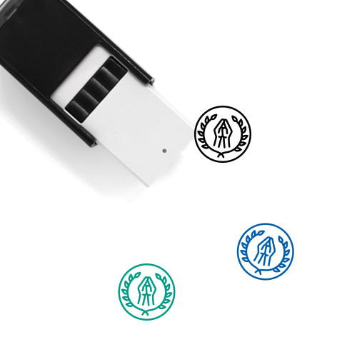 Best Believer Self-Inking Rubber Stamp No. 1