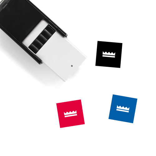 Crown Self-Inking Rubber Stamp No. 622
