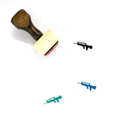 Famas Wooden Rubber Stamp No. 1