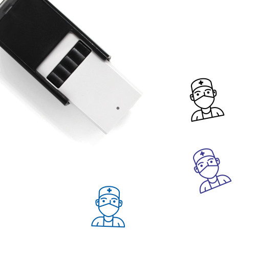 Doctor Self-Inking Rubber Stamp No. 69